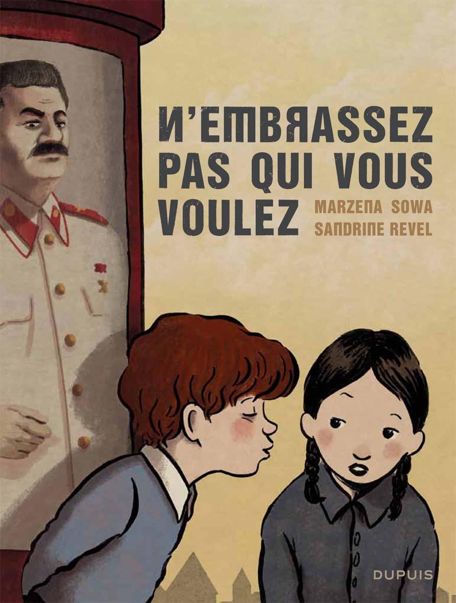 éditions Dupuis Scénario de Marzena Sowa