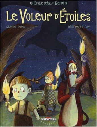 éditions Delcourt jeunesse Scénario de Denis Pierre Filippi
