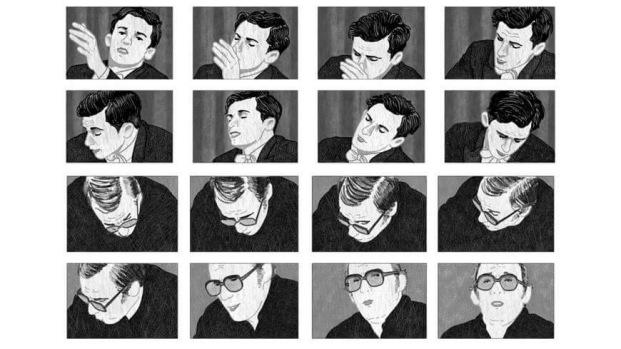 Glenn Gould, une vie à contretemps; éditions Dargaud